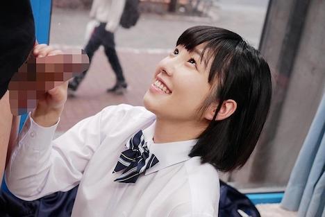 【SODマジックミラー号】みよ(18)、あいり(18)きこ(18)女子◯生 マジックミラー号 初めての6P体験! 10