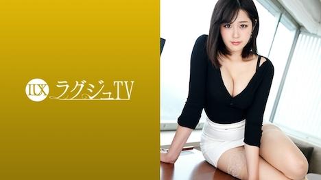 【ラグジュTV】ラグジュTV 1019 木下璃子 28歳 テレビ局勤務 1