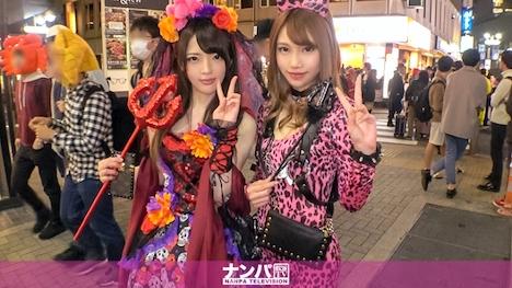 【ナンパTV】渋谷ハロウィン当日!大騒ぎ!逮捕者続出のさなか、仮装ナンパ師突入! 1
