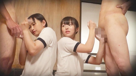 【タオル一枚 男湯入ってみませんか?】ゆりあ・しおり 箱根温泉で見つけた修学旅行中の学生さん 友達と一緒に男湯入ってみませんか? 7