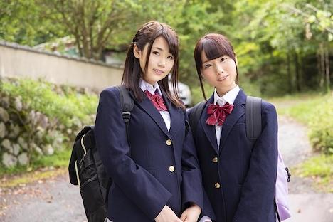 【タオル一枚 男湯入ってみませんか?】さくら・ももか 箱根温泉で見つけた修学旅行中の学生さん 友達と一緒に男湯入ってみませんか? 2