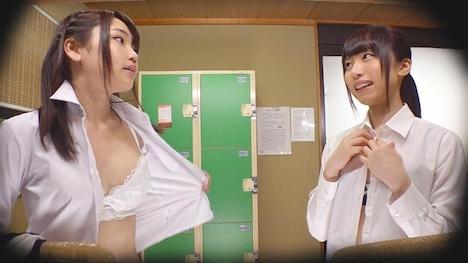 【タオル一枚 男湯入ってみませんか?】さくら・ももか 箱根温泉で見つけた修学旅行中の学生さん 友達と一緒に男湯入ってみませんか? 3