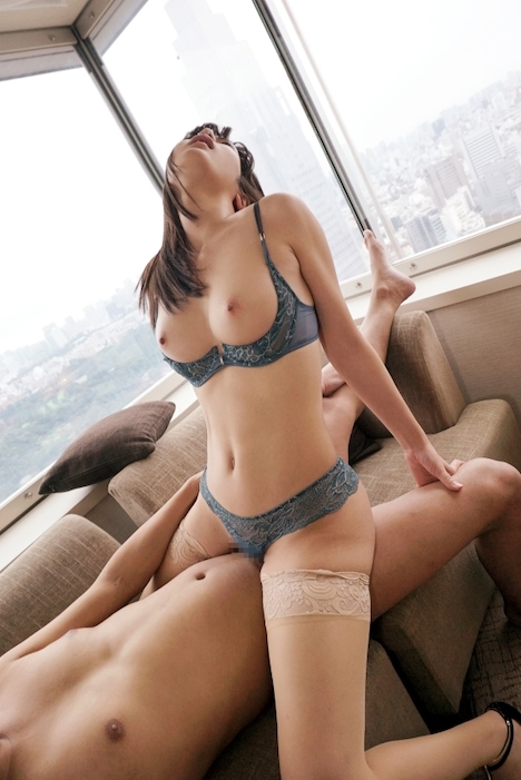 【ラグジュTV】ラグジュTV 1026 黒崎麻里奈 27歳 外資系企業勤務 17