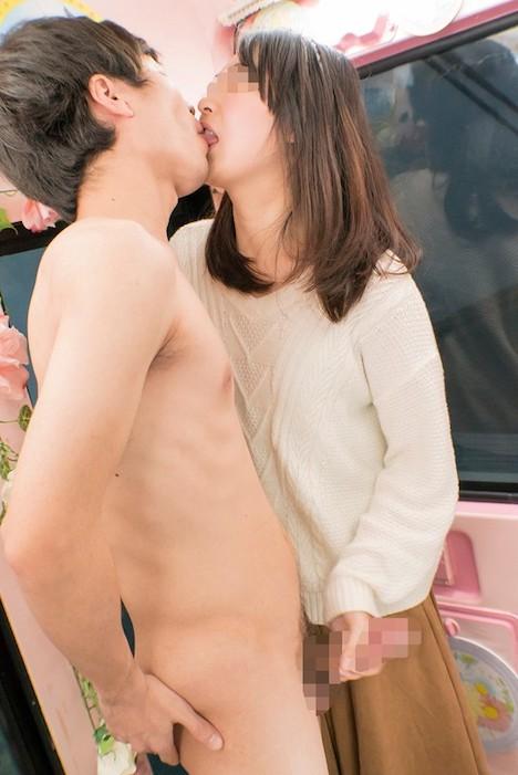 マジックミラー便 関東有数の名門大学に通う高学歴女子大生 初めての公開ディープキス編 舌を激しく絡め合わせる濃厚接吻でオマ○コがトロけてしまったインテリJDがキスまみれのデカチンSEX!! 川口葉純