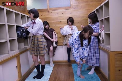 【VR】服の中に潜り込めるVR2 女子学生編(11名収録)※全編ノーモザイク