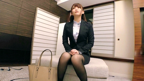 【ARA】【美人保険外交員】24歳【犯されたい願望】るいちゃん参上! るい 24歳 保険会社(営業部) 8