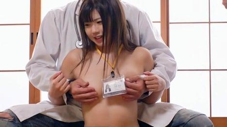 【SOD女子社員】健康診断 経理部 大隈涼子 7
