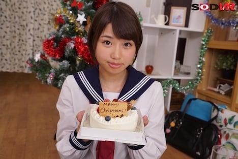 【VR】『恋人は18才』唯井まひろ クリスマスパーティーで連続7発射! 2