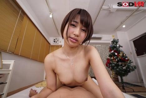 【VR】『恋人は18才』唯井まひろ クリスマスパーティーで連続7発射! 11