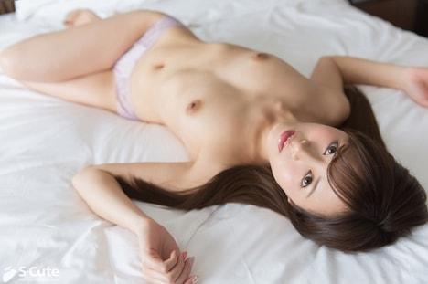 【S-CUTE】mitsuki S-Cute 敏感で華奢な美少女を本能のまま抱くSEX 4