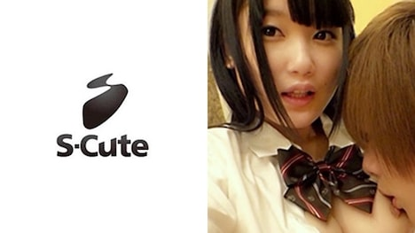 【S-CUTE】aya (20) S-Cute 無垢な黒髪少女
