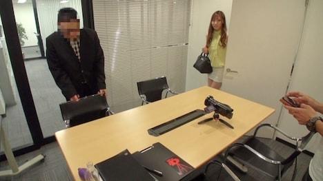 【黒船】エロエロ!AV面接 Case 10 まなか 21歳 美容部員 2
