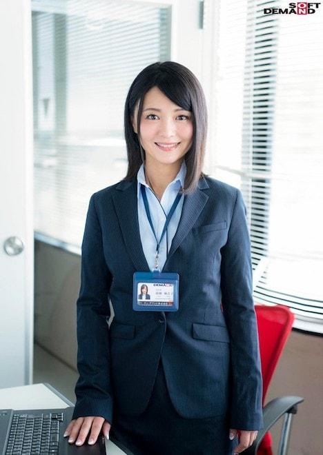 【新作】SOD女子社員 宣伝部中途入社1年目 綾瀬麻衣子 46歳 AV出演(デビュー)! 1