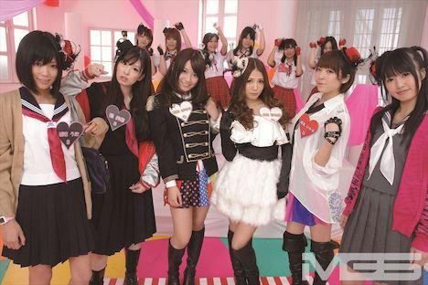超激似!!国民的アイドルユニット とってもHで恥ずかしいネ申バラエティAV'SODINGO'全員集合スペシャル