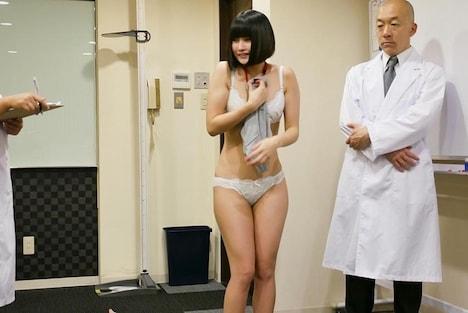 【SOD女子社員】健康診断 営業部 川合美緒 3
