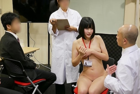 【SOD女子社員】健康診断 営業部 川合美緒 5