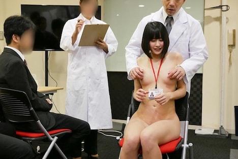 【SOD女子社員】健康診断 営業部 川合美緒 6
