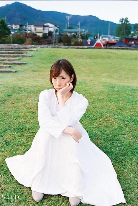 【新作】凛として儚い 七海ティナ AV DEBUT 24