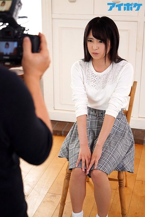 【新作】他校でも噂になった埼玉県K市にある学校一の美少女 渚みつきAVデビュー 7