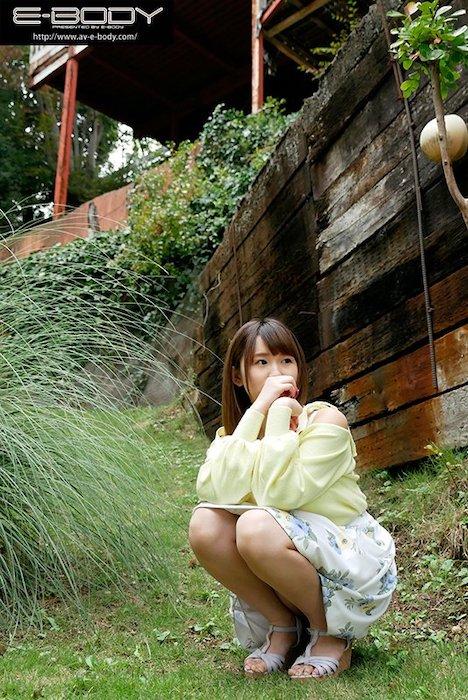 【新作】北陸発!!大人気!!ご当地Icupアイドル白石めい純白メロンおっぱい電撃AVデビュー 4