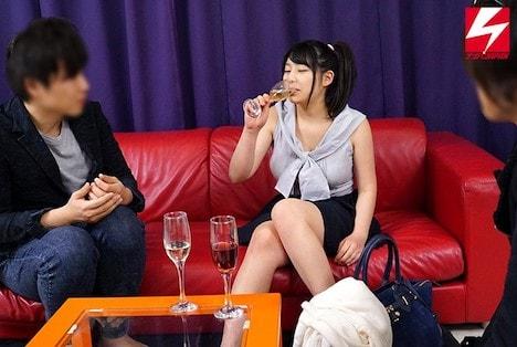 「スパークリングワインの試飲をしてくれませんか?」お誘いした上品なお姉さまに媚薬入りドリンクを飲ませたら急変してエビ反り絶頂SEXしちゃいました!Vol 3 音海里奈