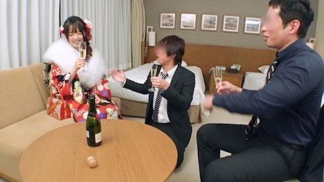 【ナンパTV】成人式ナンパ 03 りあ 20歳 大学生 4
