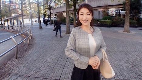 【ナンパTV】マジ軟派、初撮。 1255 今日子 44歳 専業主婦 2