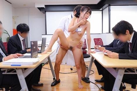 【SOD女子社員】健康診断 営業部 金子千佳 2