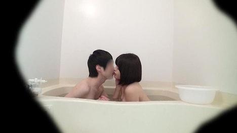 【顔出し!はじらい素人】数年ぶりの姉弟風呂。『弟と一緒にお風呂入ってみませんか?』しずか22歳 大学4年生 教育学部 4