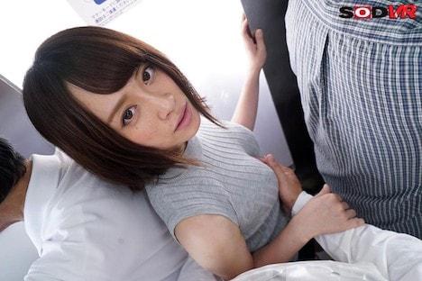 【VR】超リアル 電車チカン 2 桐山結羽