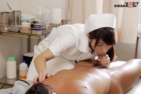 性欲処理専門 セックス外来医院 真正中出し科 微笑み美人な人妻看護師密着スペシャル 工藤まなみ