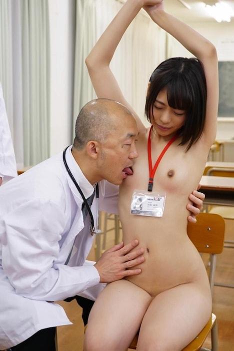 【SOD女子社員】健康診断 営業部 馬場嗣美 4