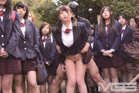 セックスが溶け込んでいる日常 学園生活で『常に性交』女子高生 修学旅行編