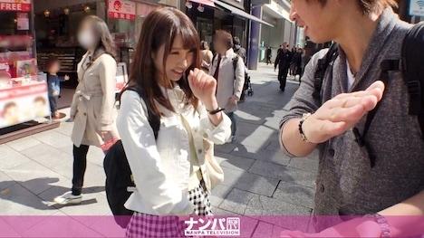 【ナンパTV】マジ軟派、初撮。 1302 ほのか 21歳 女子大生(ガールズバーでバイト) 1