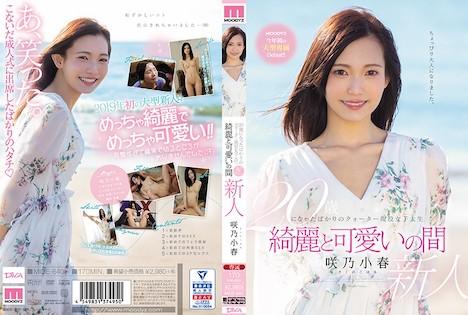 【新作】20歳になったばかりのクォーター現役女子大生 綺麗と可愛いの間 咲乃小春 12