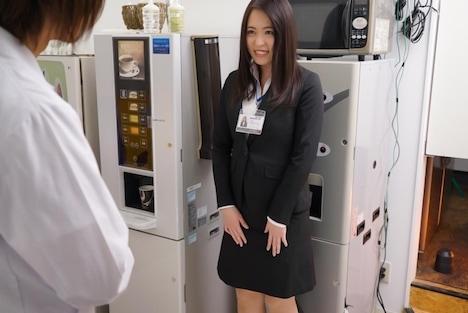 【SOD女子社員】高感度調査 編成部 波田中聖子 2