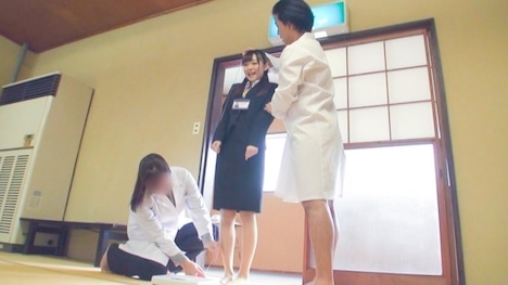 【SOD女子社員】健康診断 経理部 大崎美奈 2