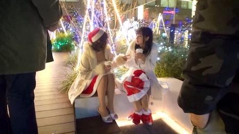 【黒船】【クリスマスナンパ×えりかちゃん編】部屋内大量ホウニョウしちゃうパリピで肉食系なキャンギャル先輩えりかちゃんのヤル気と手の速さが刺激的なエロサンタクリスマスパーティー! 2