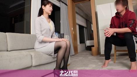 【ナンパTV】マジ軟派、初撮。 1332 土下座してセックスして下さいと懇願され、最初は戸惑っていたけど3年振りのキスにとろけてそのまま体を許しちゃう美人秘書 りお 23歳 秘書 1