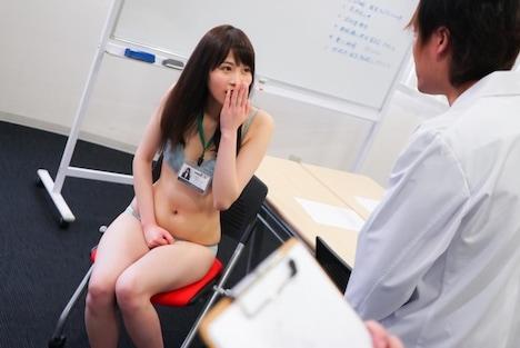 【SOD女子社員】高感度調査 総務部 松田しほ 2