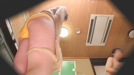 【顔出し!はじらい素人】タオル一枚 男湯入ってみませんか? ゆうこ(35歳)推定Dカップ 5