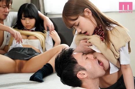 兄の部屋にあるAVを見たいと友達が言っておれの好きな子も一緒に遊びにきた日の出来事 咲々原リン