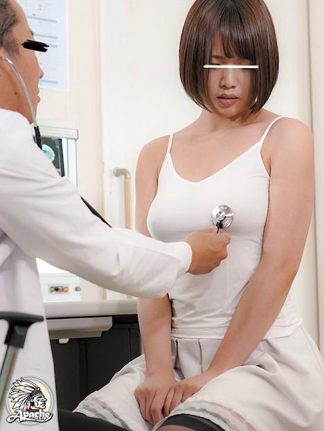 巨乳若妻 健康診断乳首こねくり回し中出しチカン 真田みづ稀