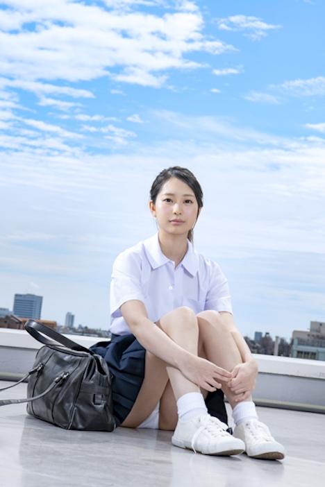 【新作】白い肌の健康優良娘、たまんない! 西倉まより SOD専属AVデビュー 1