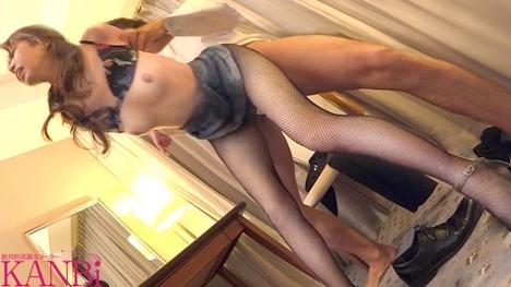 【新作】淫乱くびれ美女 極上スレンダー人妻高級ランジェリー販売員 茜えりな 34歳 AVデビュー 美貌のスレンダー人妻が仰け反り激イキ! 9