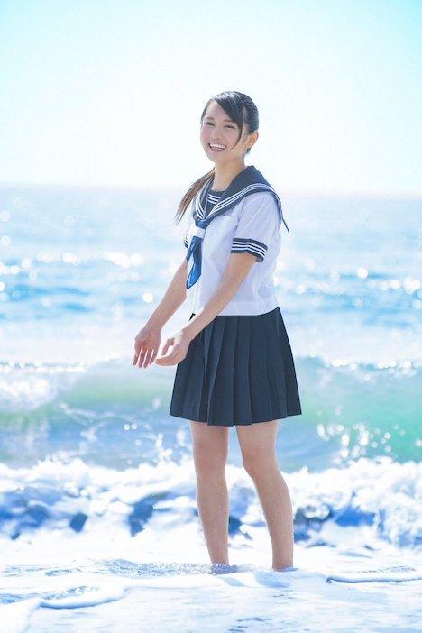 【新作】あの夏は、確かに輝いていた。 深田みお SOD専属AVデビュー 1