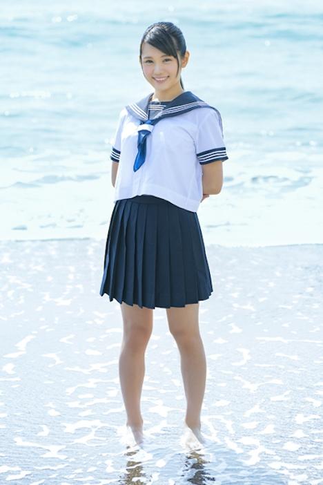 【新作】あの夏は、確かに輝いていた。 深田みお SOD専属AVデビュー 2