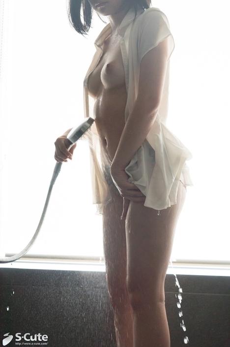 【S-CUTE】ふみか (20) S-Cute 性育の良いおっぱい揺れるエッチ 14
