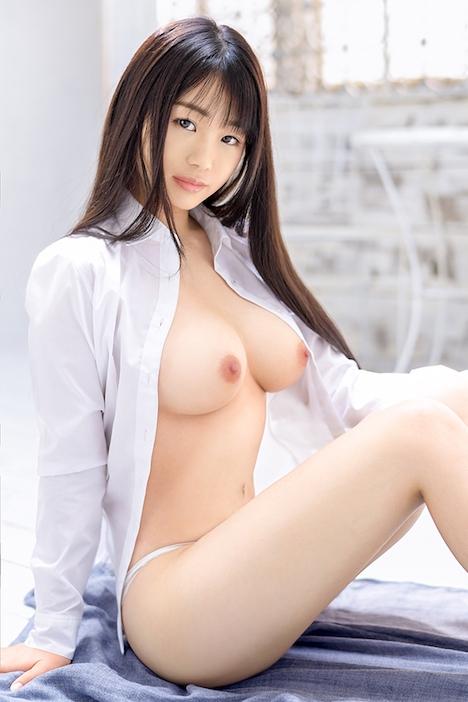 【新作】新人 プレステージ専属デビュー もっちり巨乳の大和撫子 藤谷真帆 5