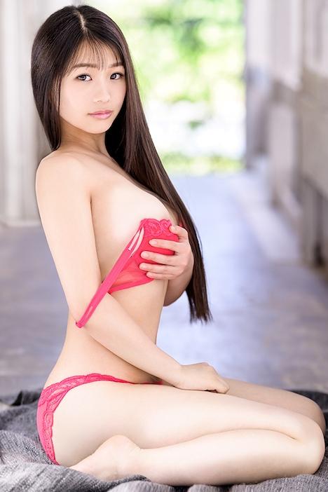 【新作】新人 プレステージ専属デビュー もっちり巨乳の大和撫子 藤谷真帆 8